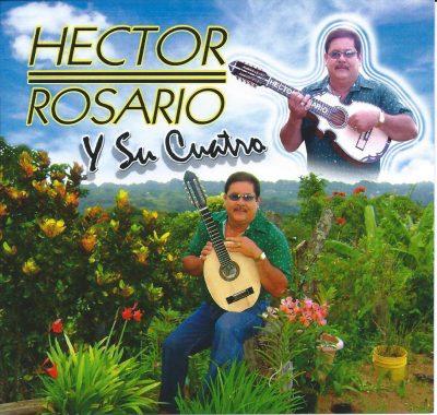 hector rosario y su cuatro