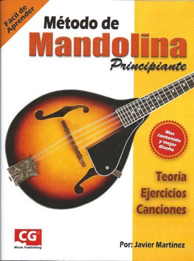 Metodo Mandolina para Principiantes - Javier Martinez