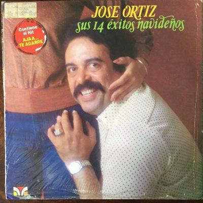 Sus 14 Éxitos Navideños - José Ortiz