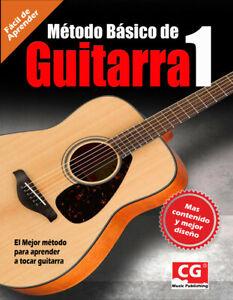 Método Básico de Guitarra 1 Fácil de Aprender