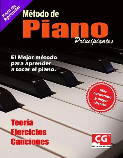 método de piano principiantes