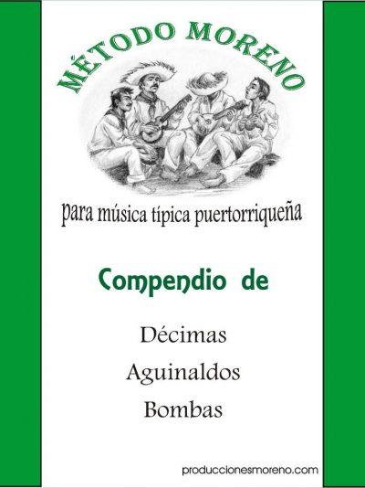 Método Moreno para Música Típica Puertorriqueña